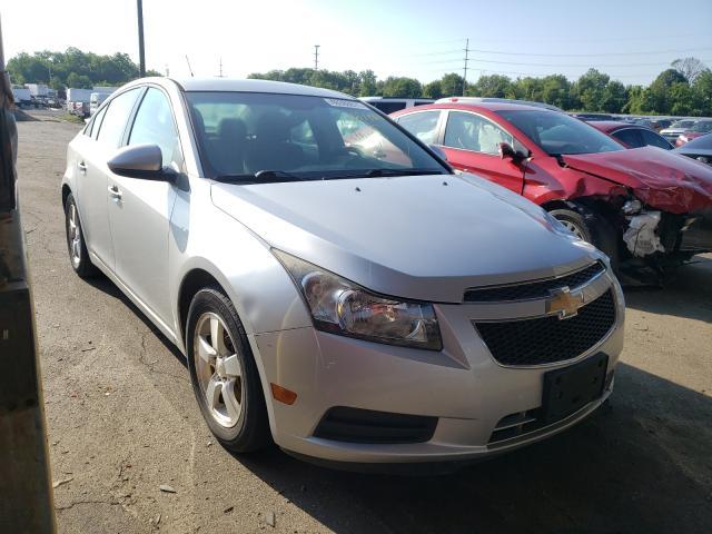 Vehiculos salvage en venta de Copart Fort Wayne, IN: 2011 Chevrolet Cruze LT