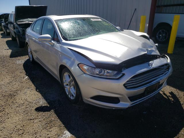 Salvage 2013 FORD FUSION - Small image. Lot 48325581