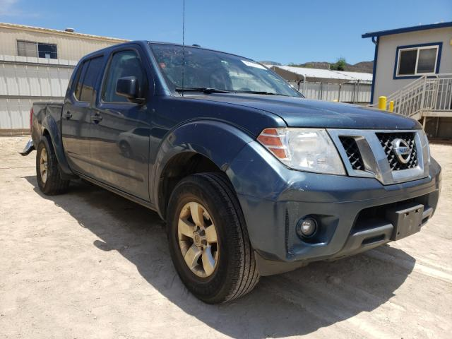 Salvage cars for sale from Copart Kapolei, HI: 2013 Nissan Frontier S