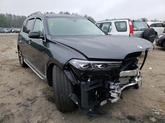 BMW Vehiculos salvage en venta: 2021 BMW X7 XDRIVE4