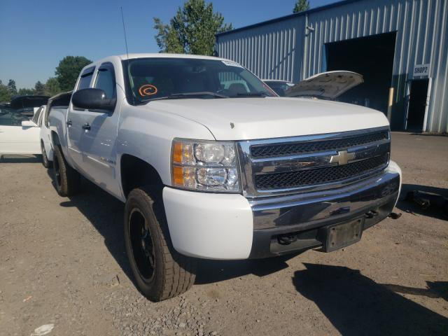 Salvage cars for sale from Copart Portland, OR: 2008 Chevrolet Silverado