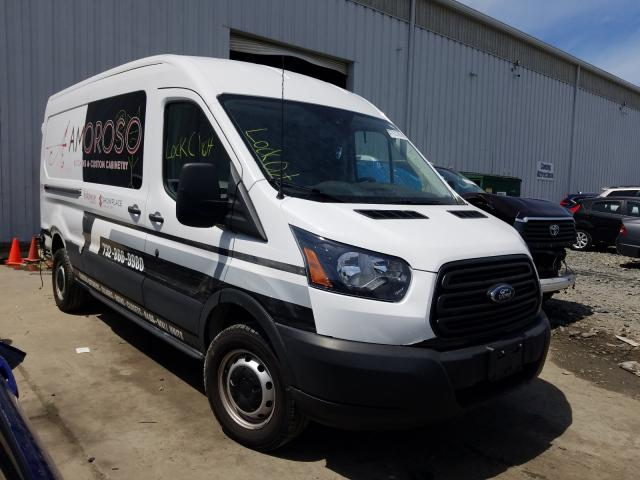 Ford Transit salvage cars for sale: 2019 Ford Transit