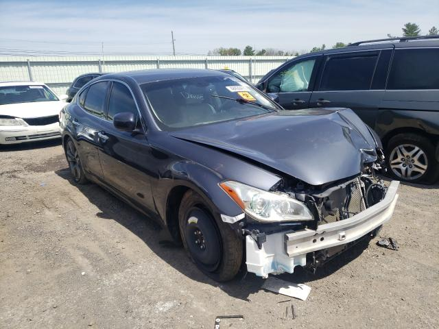 Salvage cars for sale from Copart Pennsburg, PA: 2011 Infiniti M37 X