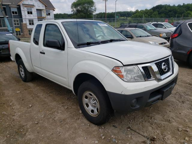 Salvage cars for sale from Copart Madison, WI: 2014 Nissan Frontier S