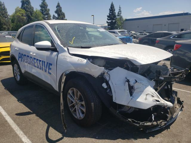 Salvage cars for sale from Copart Colton, CA: 2020 Ford Escape SE