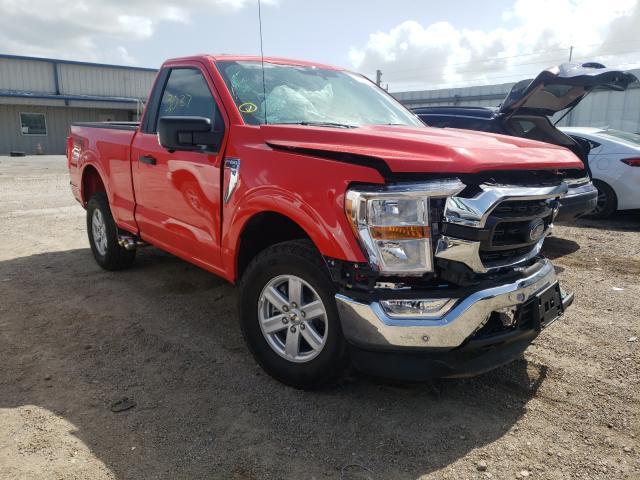 2021 Ford F-150 en venta en Mercedes, TX