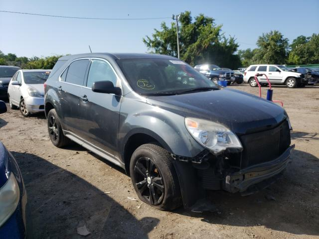 Salvage cars for sale from Copart Baltimore, MD: 2013 Chevrolet Equinox LS