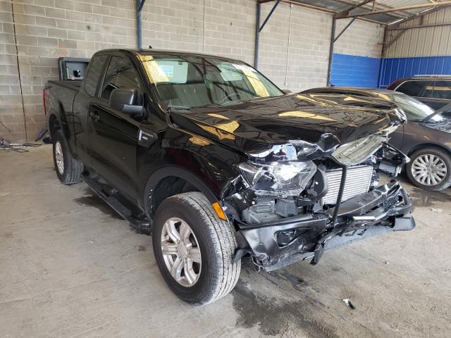 Vehiculos salvage en venta de Copart Cartersville, GA: 2020 Ford Ranger SUP