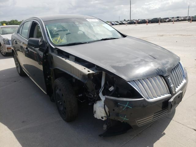 Lincoln MKS salvage cars for sale: 2010 Lincoln MKS