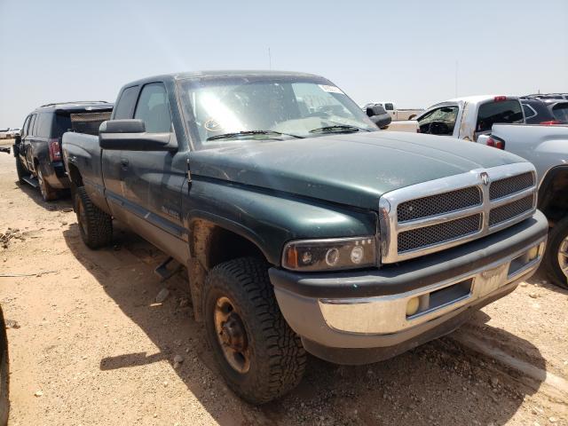 Dodge RAM 2500 salvage cars for sale: 2000 Dodge RAM 2500