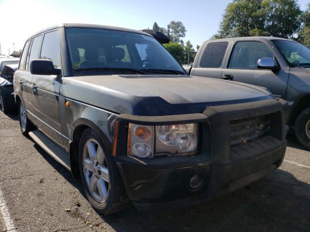 Land Rover Vehiculos salvage en venta: 2003 Land Rover Range Rover