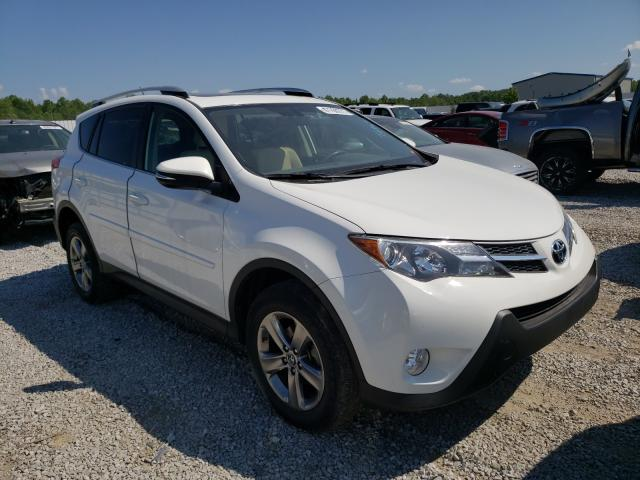 Vehiculos salvage en venta de Copart Louisville, KY: 2015 Toyota Rav4 XLE