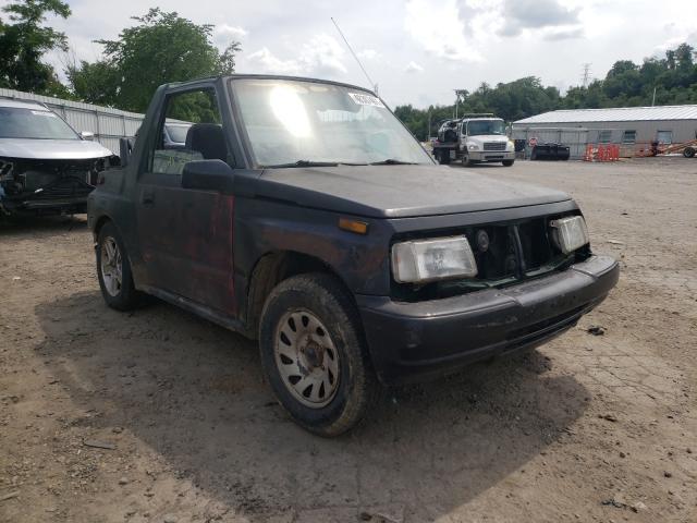 GEO salvage cars for sale: 1996 GEO Tracker