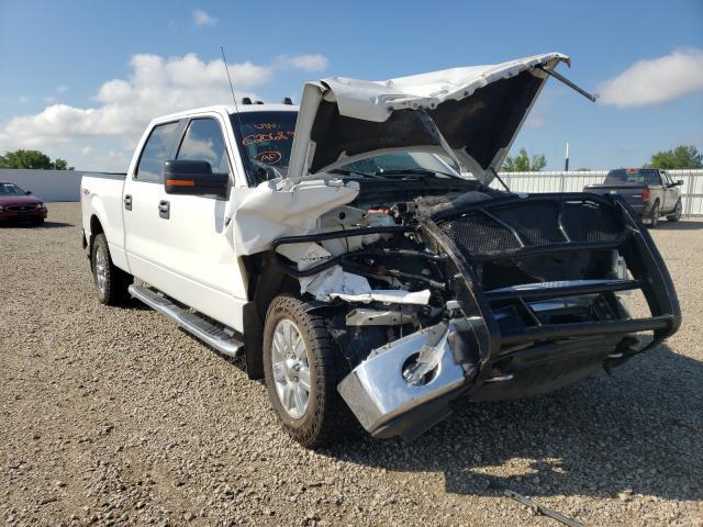 Vehiculos salvage en venta de Copart Bismarck, ND: 2011 Ford F150 Super