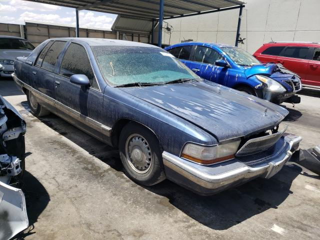 Buick Roadmaster salvage cars for sale: 1994 Buick Roadmaster
