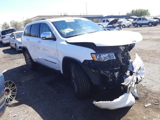 Vehiculos salvage en venta de Copart Las Vegas, NV: 2021 Jeep Grand Cherokee