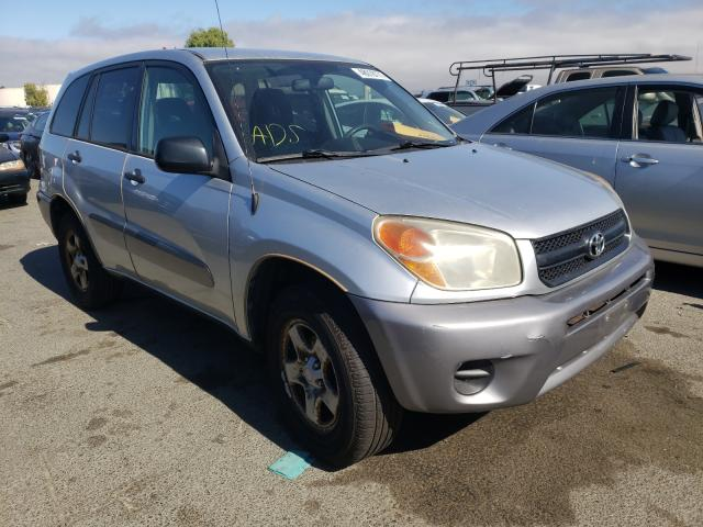 Salvage cars for sale from Copart Martinez, CA: 2005 Toyota Rav4
