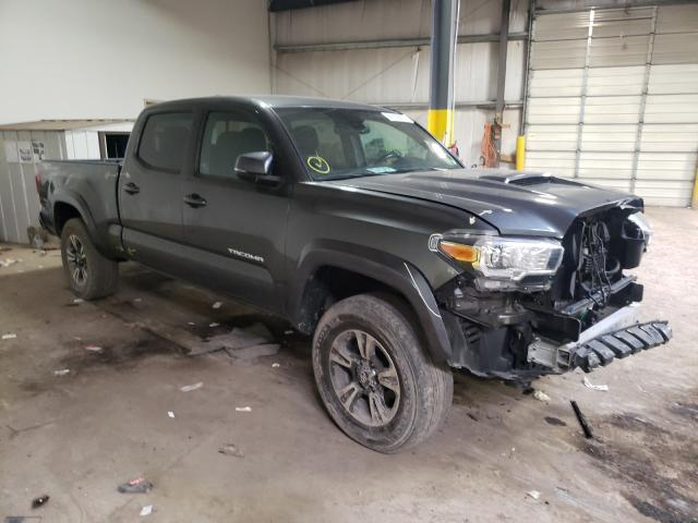 Salvage cars for sale from Copart Chalfont, PA: 2019 Toyota Tacoma DOU