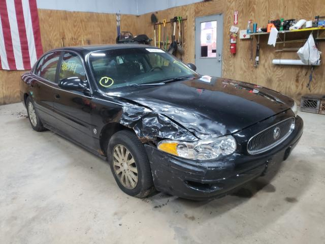 Salvage cars for sale from Copart Kincheloe, MI: 2005 Buick Lesabre CU