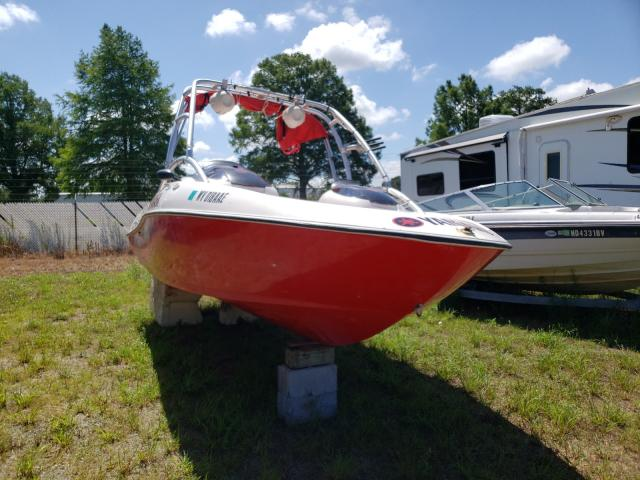 Salvage cars for sale from Copart Seaford, DE: 2004 Yamaha AR210 W/TR