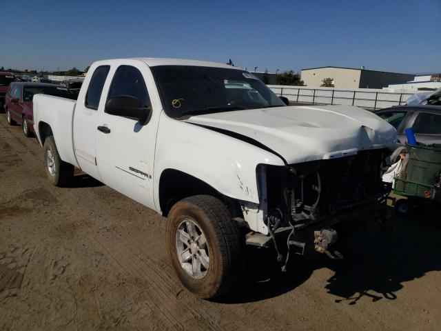 Salvage cars for sale from Copart Bakersfield, CA: 2008 GMC Sierra C15