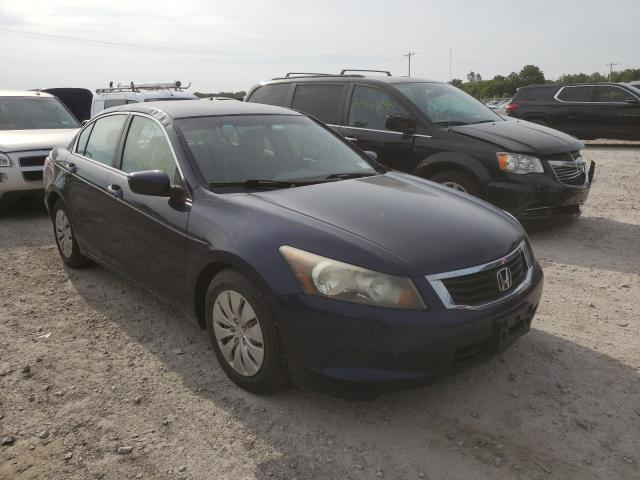 Salvage cars for sale from Copart Leroy, NY: 2008 Honda Accord LX