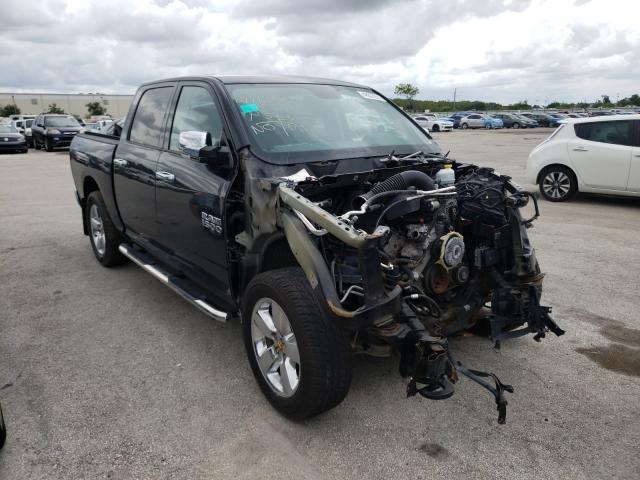 Salvage trucks for sale at Orlando, FL auction: 2015 Dodge RAM 1500 SLT