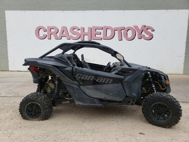 Salvage cars for sale from Copart Dallas, TX: 2018 Can-Am Maverick X