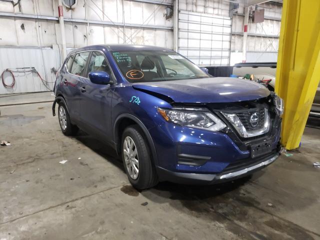 Vehiculos salvage en venta de Copart Woodburn, OR: 2018 Nissan Rogue S