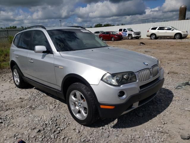 Salvage cars for sale from Copart Montgomery, AL: 2008 BMW X3 3.0SI