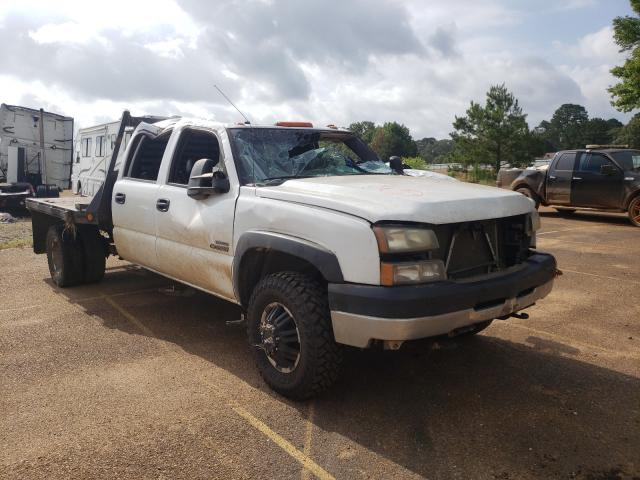 Salvage cars for sale from Copart Longview, TX: 2006 Chevrolet Silverado