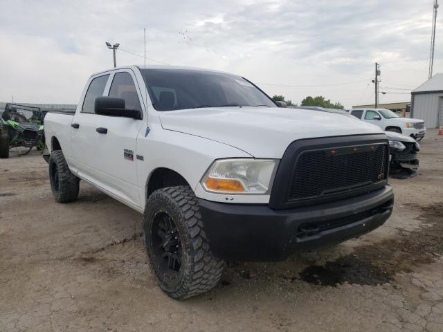 Salvage trucks for sale at Lexington, KY auction: 2012 Dodge RAM 2500 S