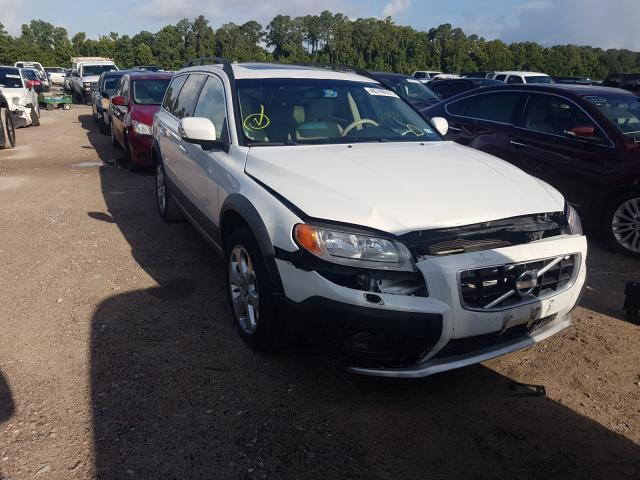Salvage cars for sale from Copart Houston, TX: 2010 Volvo XC70 T6