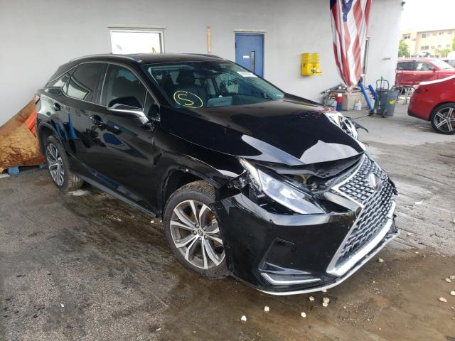 Salvage cars for sale from Copart Opa Locka, FL: 2020 Lexus RX 350