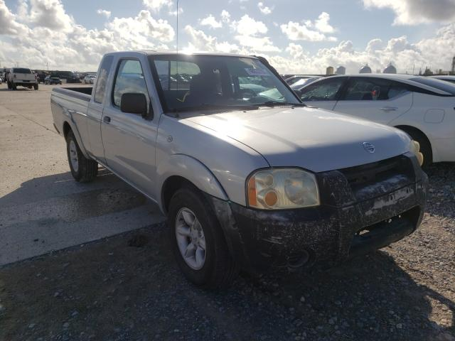 Salvage cars for sale from Copart New Orleans, LA: 2003 Nissan Frontier K