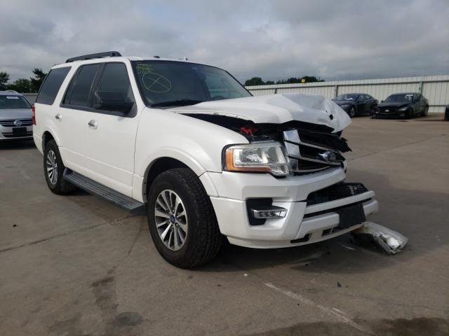 Vehiculos salvage en venta de Copart Wilmer, TX: 2015 Ford Expedition