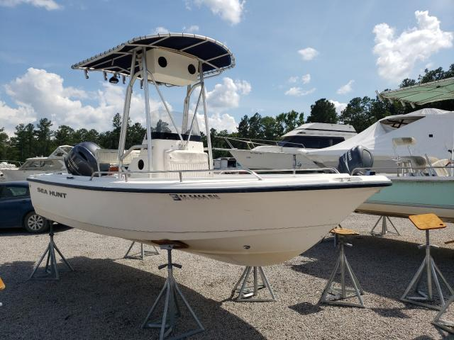 Salvage boats for sale at Harleyville, SC auction: 2006 Other Triton 172