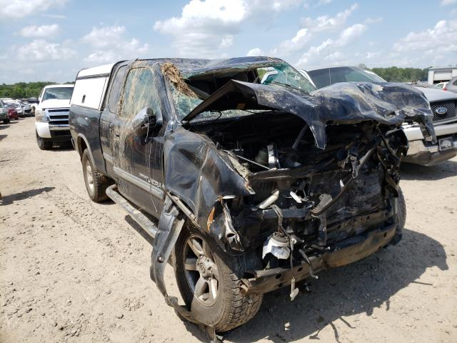 Salvage cars for sale from Copart Conway, AR: 2005 Toyota Tundra ACC