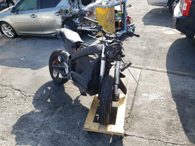 Zero Motorcycles Inc salvage cars for sale: 2014 Zero Motorcycles Inc S 11.4