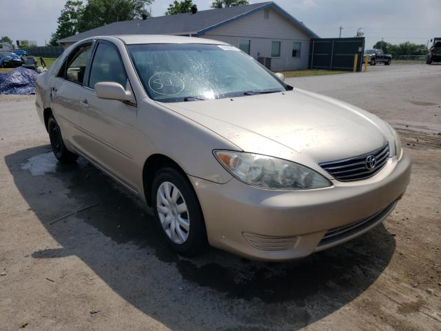 Salvage cars for sale from Copart Sikeston, MO: 2005 Toyota Camry LE
