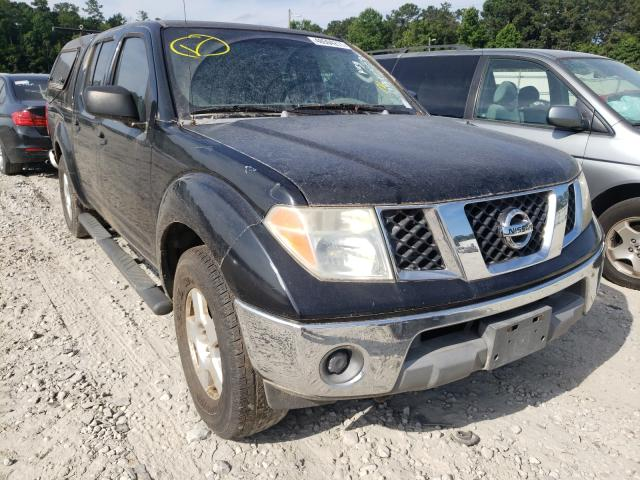 Salvage cars for sale from Copart Ellenwood, GA: 2006 Nissan Frontier C