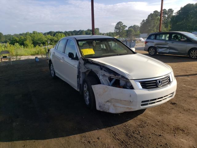 Salvage cars for sale from Copart Fairburn, GA: 2010 Honda Accord LXP