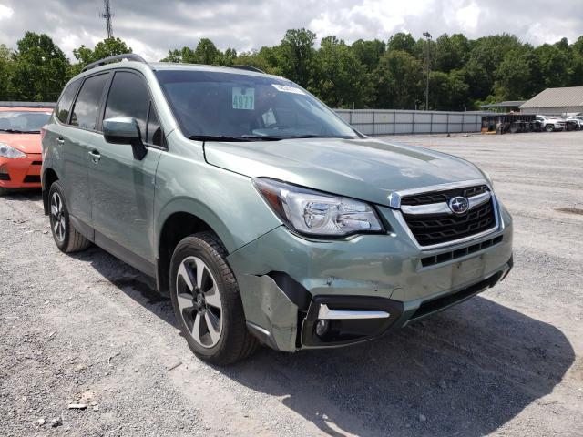 Vehiculos salvage en venta de Copart York Haven, PA: 2018 Subaru Forester 2