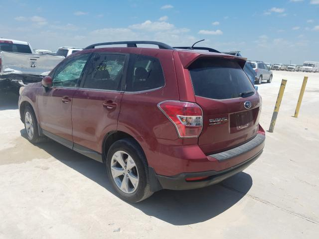 2015 SUBARU FORESTER 2.5I LIMITED, JF2SJAHC8FH****** - 3