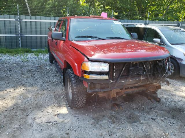 Salvage cars for sale from Copart Candia, NH: 2006 GMC Sierra K15