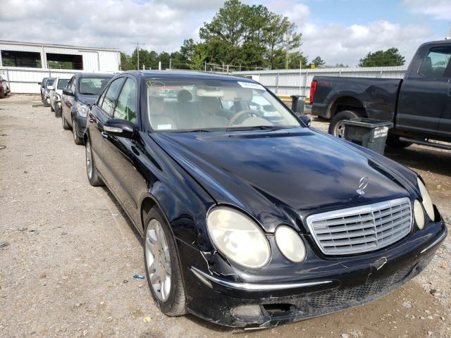 Salvage cars for sale from Copart Florence, MS: 2003 Mercedes-Benz E 500