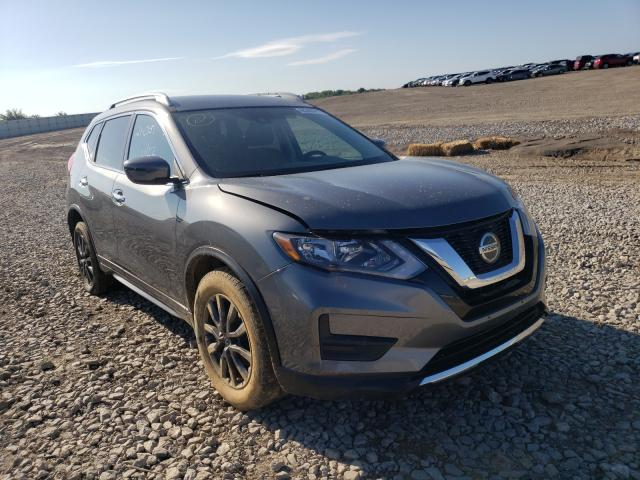 Salvage cars for sale from Copart Earlington, KY: 2019 Nissan Rogue S