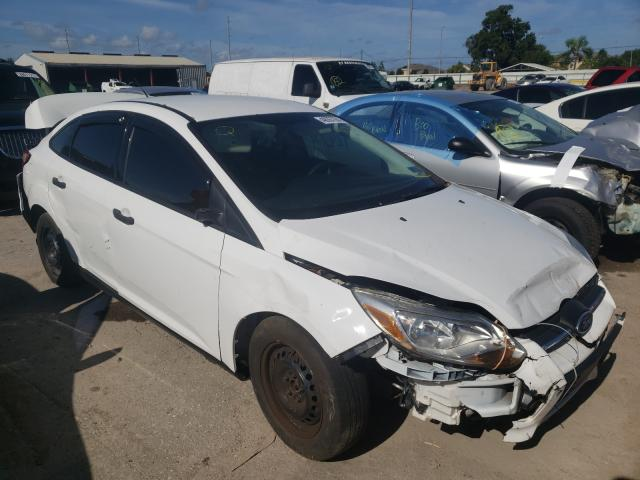 Salvage cars for sale from Copart Riverview, FL: 2012 Ford Focus S