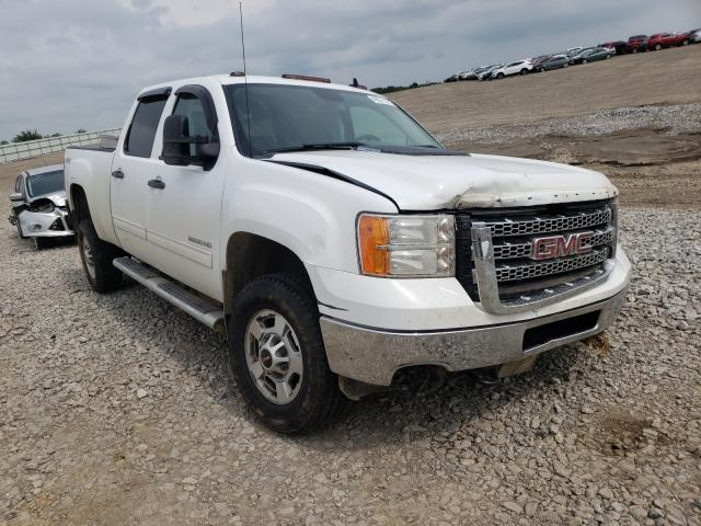Salvage cars for sale from Copart Louisville, KY: 2014 GMC SIERRA2500