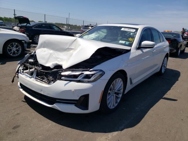 BMW 5 SERIES 2021 1